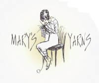 Mary's Yarns Logo