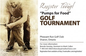 Golf Postcard Front